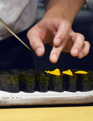 Har over 600 sushisteder: Ikke rart Vancouver kalles Nord-Amerikas sushihovedstad