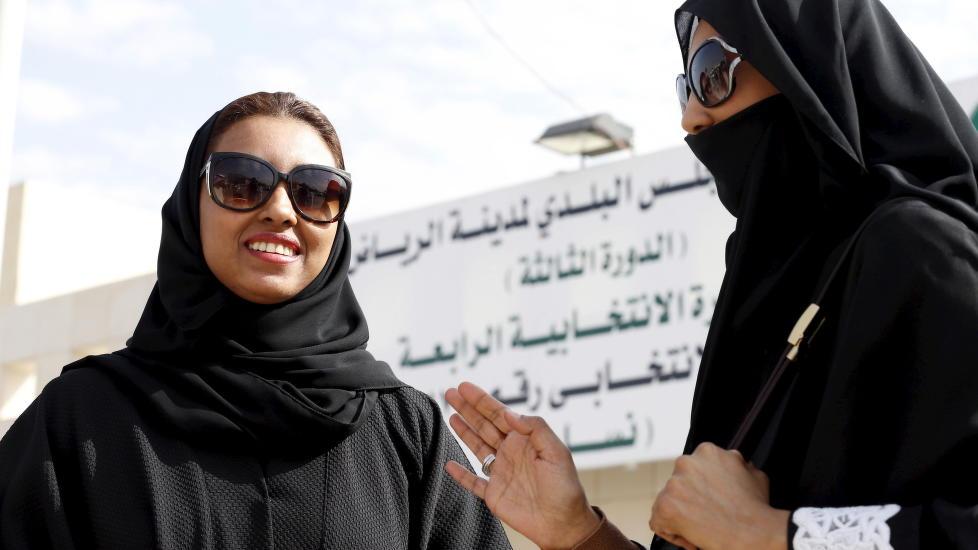 Kvinneundertrykkelse saudi arabia