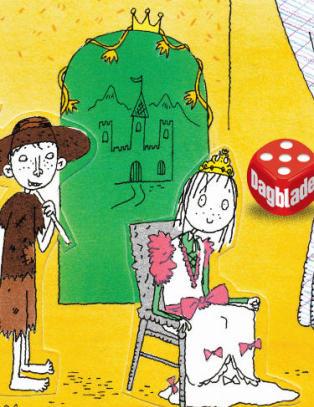 Anmeldelse: Torun Lians barnebok om introverte Alice er et lite kunstverk