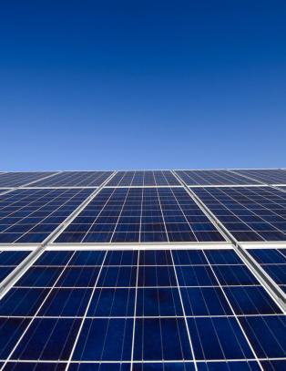 - Et omr�de like stort som Spania med solceller kan dekke hele verdens energibehov