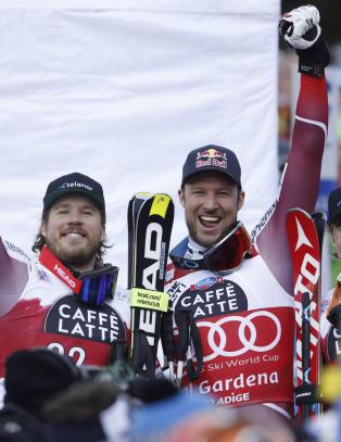Norge med historisk triumf i super-G