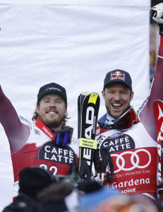 Svenskene: - Inte i alpint också... Norge, Norge, Norge i topp