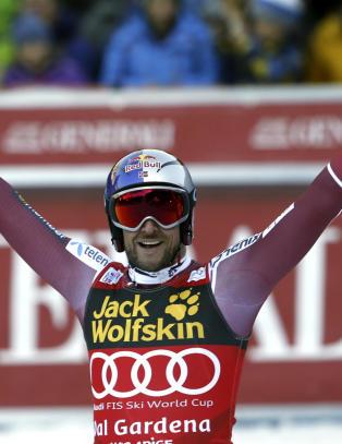 Nå er det ikke noe mer å mase om - Aksel Lund Svindal er Norges utforkonge