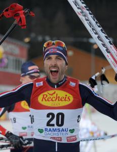 Monster-Moan med utrolig langrenn da Norge vant tredobbelt