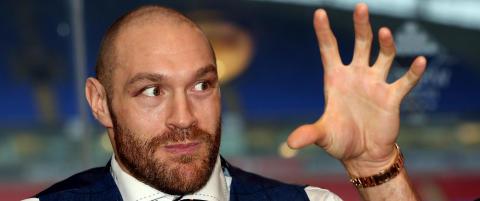 Fury beklager sjokkuttalelser: - Ville ikke s�re noen