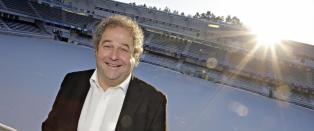 Ernst Ravnaas kan bli presidenten alle i Fotball-Norge liker