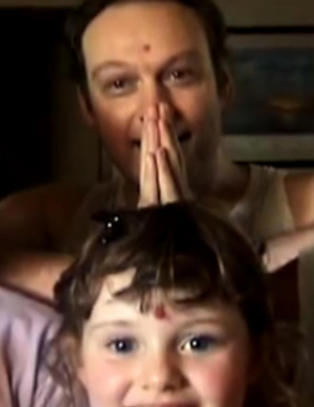 Siste tegn etter Leela (6) og familien: En lapp p� d�ra juli 2007