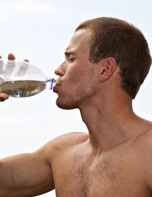 Nei, du har ikke n�dvendigvis effekt av � kj�re p� med proteinpulver eller vann