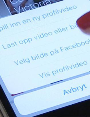 Slik f�r du video som profilbilde p� Facebook
