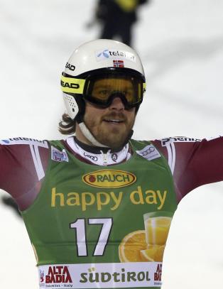 Ny norsk bragd: Jansrud knuste Svindal i dr�mmefinale