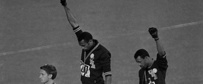 Bildet er historisk, men for mannen til venstre gikk alt galt etterp�
