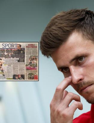 Tysk avis: - Storklubber spiller poker om Nordtveit