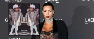 Kim Kardashian kritiseres for � la to-�ringen sin bruke pels til 30 000 kroner