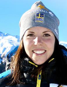 Mot alle odds - slik ble hun en av Sveriges st�rste idrettstjerner