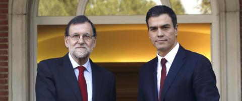Spania uten styring