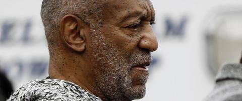 Fem sm� ord fra Cosby fikk fansen til � se r�dt