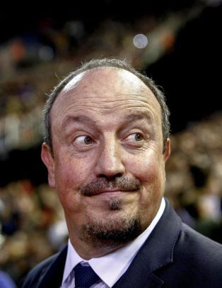 Hevder Benitez har fått sparken av Real Madrid