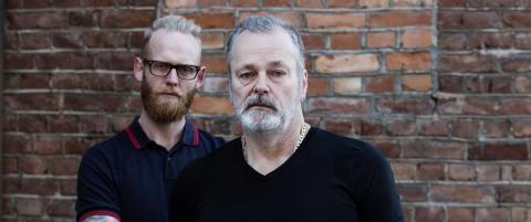 I sin nye bok skriver Eirik Jensen om et spektakul�rt ran og et attentat mot justisministeren