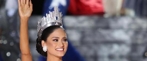 Miss Universe snakker ut om misse-tabben