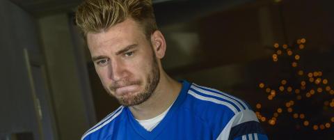 Bendtner vil bort fra Wolfsburg