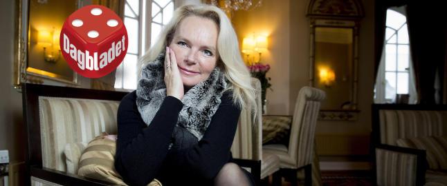 Anmeldelse: Usikkert hvor smigret Grieg vile v�rt av Lucinda Rileys nye roman