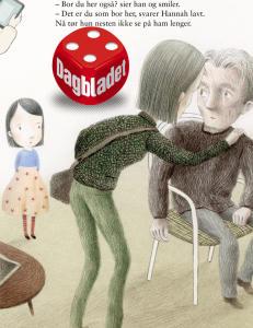 Anmeldelse: �Jeg kan f�lge deg hjem� er en vakker barnebok om Alzheimer