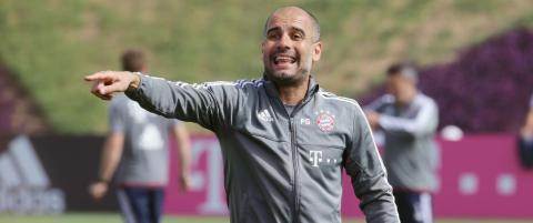 Seks grunner til at Guardiola tar over Manchester City