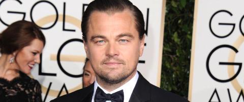 Leonardo DiCaprio snakker ut om «Gaga-gate»