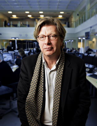 P�l T. J�rgensen raser mot TV 2-ledelsen