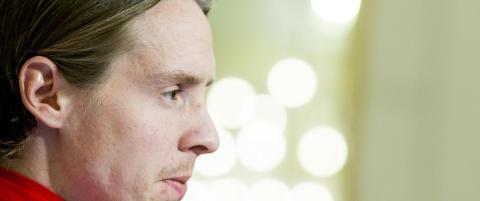 Celtic inviterte fansen til å stille Johansen spørsmål. Det gikk ikke helt som planlagt