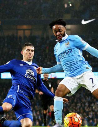 City trolig snytt for straffespark mot Everton