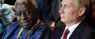 Putin skal ha blitt kontaktet da ni russere ble mistenkt for doping