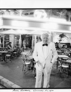 Da Arne Hestenes møtte David Bowie i Cannes