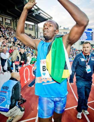 Bolt: - Meningsl�st � slette verdensrekordene