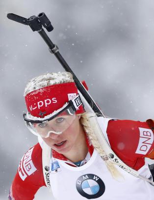 Eckhoff skuffet seg selv p� kvinnestafetten: - Veldig d�rlig