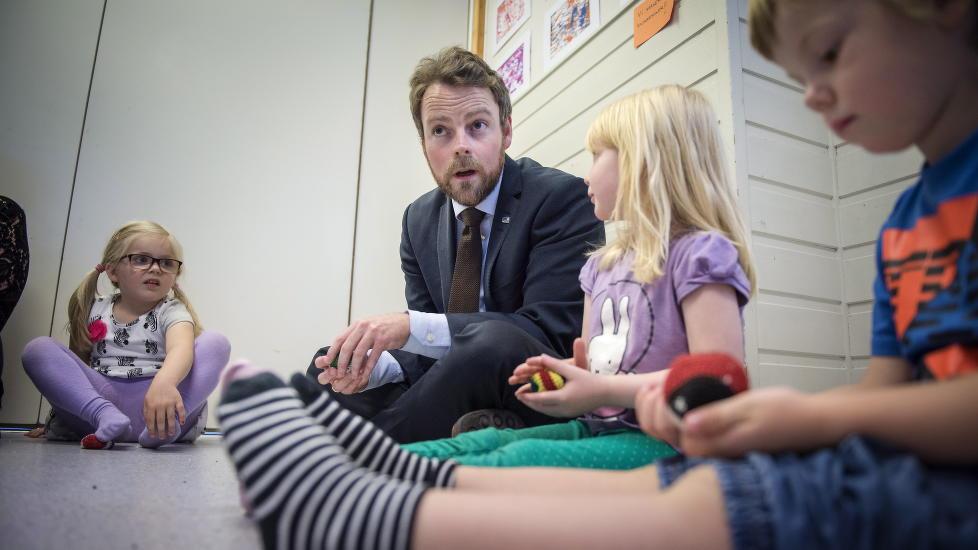 Rett til barnehageplass
