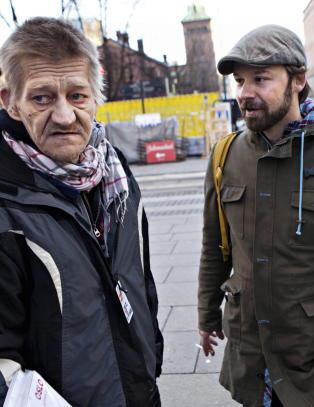 Mer �Petter Uteligger�-tv om sine nye venner p� gata