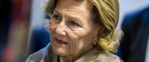 Dronning Sonja �pner opp om aborten: - Det var helt grusomt