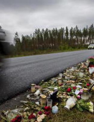 Kj�rte d�dsbilen i 95 kilometer - eller var det 177 km/t ?