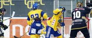 Stavanger cruiser mot seriemesterskapet