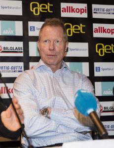 Roy Johansen vil ta V�lerenga til nye h�yder