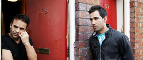 Asyls�kere mener r�de d�rer gj�r dem mer utsatt for rasisme