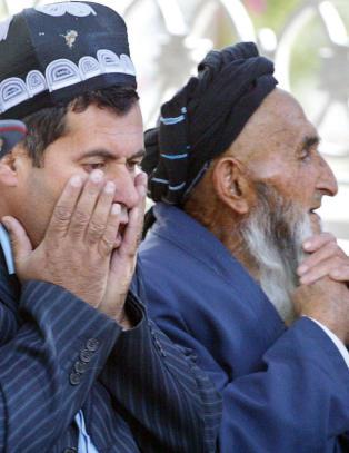 Tadsjikistan har tvangsbarbert 13 000 menn i kampen mot radikalisering