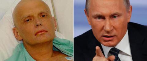 Ny rapport avsl�rer: Putin skal ha gitt ordre om giftmordet