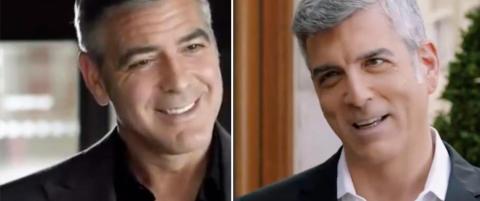 Saksøker konkurrent for å bruke Clooney-kopi