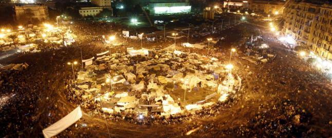 - Egypt er fjernere fra demokrati enn noensinne