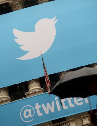 Tror Twitter blir kj�pt opp av konkurrentene
