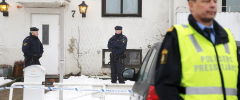 Ung kvinne drept i bolig for enslige mindre�rige flyktninger i Sverige