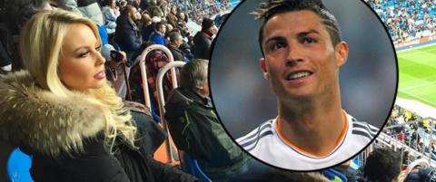 Norsk modell: - Jeg ble invitert til Madrid av Ronaldo