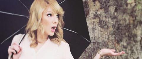 Keitra (21) ble hetset for � se ut som Taylor Swift. N� sl�r hun tilbake mot mobberne